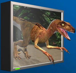 3dholographictelevision
